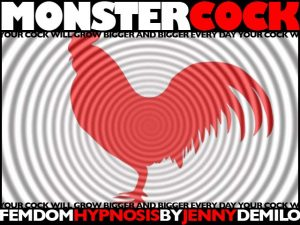 MonsterCockART 300x225 Monster Cock   Femdom Hypnosis MP3
