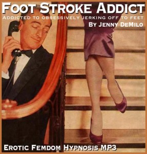 Foot Stroke Addict
