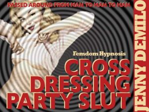 cross dressing hypnosis
