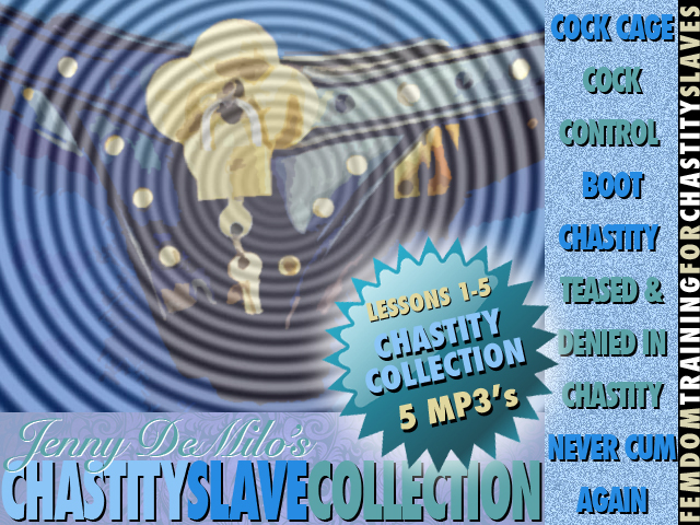 Chastity Slave Collection Vol. 1