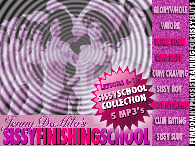 Sissy Finishing School Volume 2
