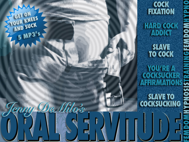 Oral Servitude Collection
