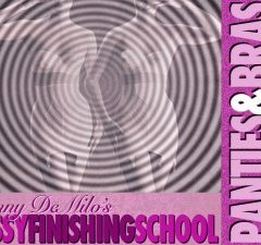 Panties and Bra -Jenny DeMilo's Sissy Finishing School Lesson Two