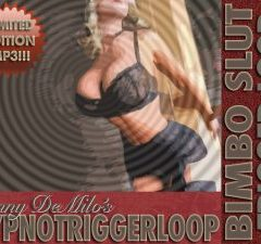 Bimbo Slut Trigger Loop – Limited Edition Mp3