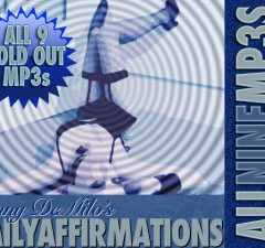 The Daily Affirmation Project All 9 Mp3s