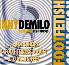Foot Fetish Erotic Hypnosis Collection MP3