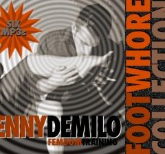 Foot Whore Collection – Volume 1  – 6 Mp3's