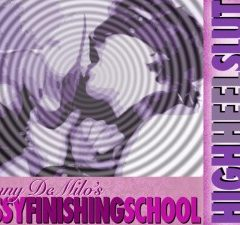 Jenny DeMilo's Sissy Finishing School – High Heel Slut : lesson 5